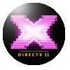 Логотип DirectX 10